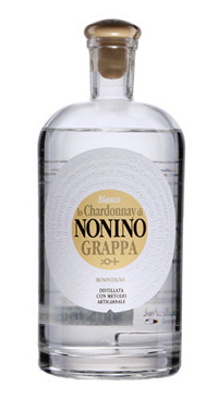 A product image for Nonino Chardonnay Grappa