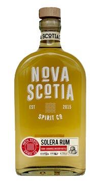 A product image for Nova Scotia Spirit Co Solera Rum