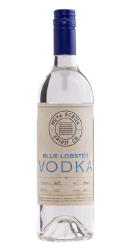 A product image for Nova Scotia Spirits Co. Blue Lobster Vodka