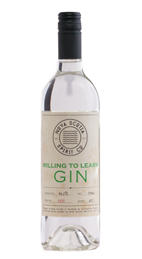 A product image for Nova Scotia Spirits Co. Willing To Learn Gin