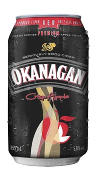 A product image for Okanagan Crisp Apple Cider
