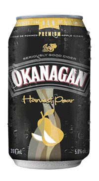 A product image for Okanagan Pear Cider