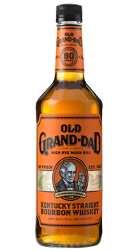 A product image for Old Grand Dad Bourbon Whiskey