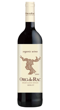 A product image for Org de Rac Merlot