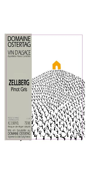 A product image for Domaine Ostertag Pinot Gris Zelleberg