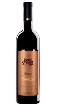 A product image for Paolo Scavino Barolo Monvigliero