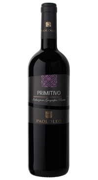 A product image for Paololeo Primitivo Salento