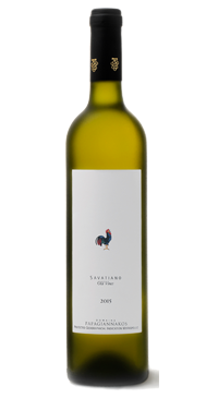 A product image for Domaine Papagiannakos Savatiano Old Vines