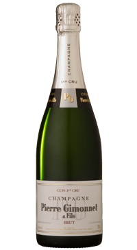 A product image for Champagne Gimonnet Cuis 1er Cru