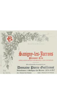 A product image for Guillemots Savigny Les Jarrons 1er Cru