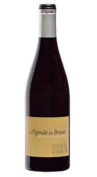 """A product image for Vin de Pays de Vaucluse """"Le Pigeoulet"""" Rouge"""