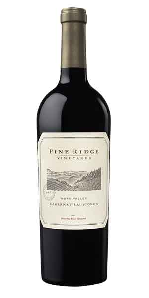 A product image for Pine Ridge Napa Cabernet Sauvignon