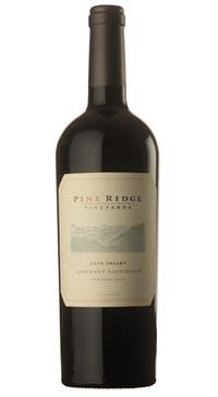 A product image for Pine Ridge Napa Cabernet Sauvignon