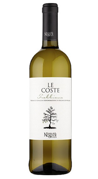 A product image for Poderi Nespoli Le Coste Trebbiano