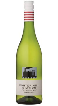 A product image for Porter Mill Station Chenin Blanc