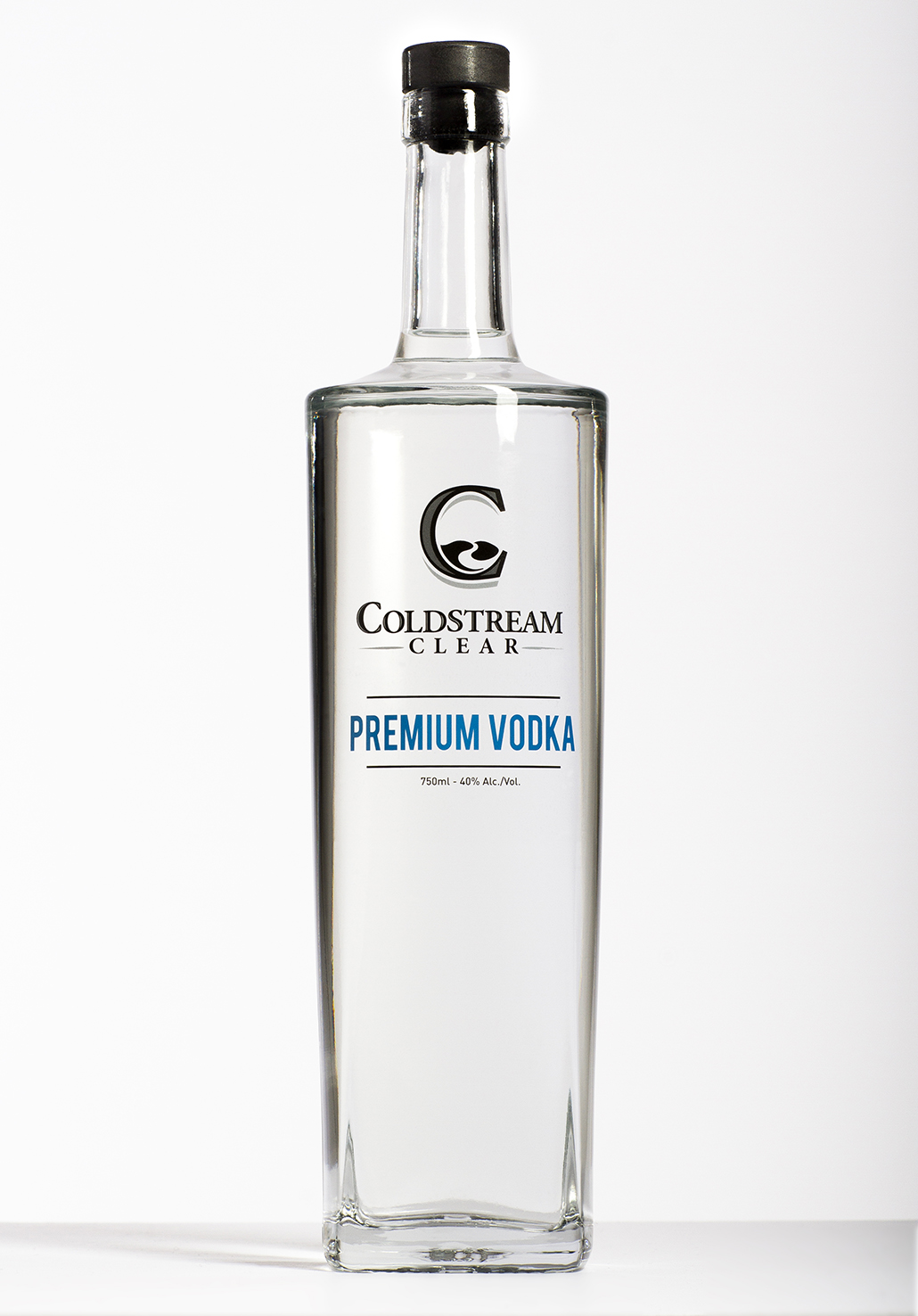 A product image for Coldstream Premium Vodka
