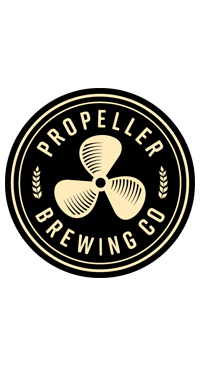 A product image for Propeller Pilsner Can
