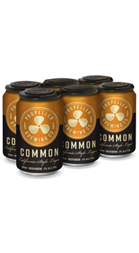 A product image for Propeller Common California Style Lager