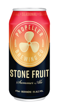 A product image for Propeller Stone Fruit Summer Ale
