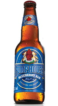 A product image for Pumphouse Blueberry Ale