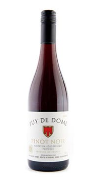 A product image for Puy de Dome Pinot Noir