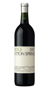A product image for Ridge Estate Lytton Springs Petit Sirah