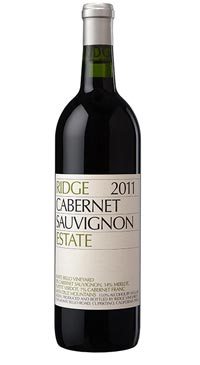 A product image for Ridge Estate Cabernet Sauvignon