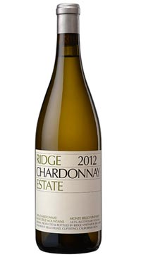 A product image for Ridge Estate Chardonnay