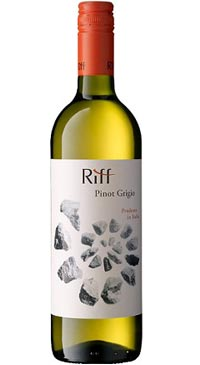 A product image for Riff Terra Alpina Pinot Grigio