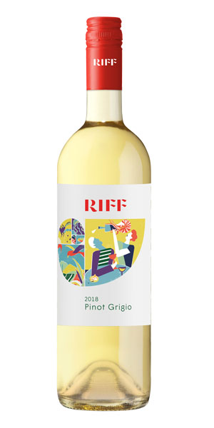 Riff Terra Alpina Pinot Grigio Bishop S Cellar