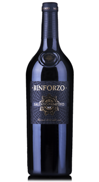 A product image for Rinforzo Primitivo Salento IGT