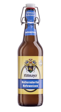 A product image for Rittmayer Hefeweizen