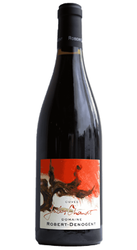 "A product image for Robert Denogent Beaujolais Villages ""Cuvée Jules Chauvet"""