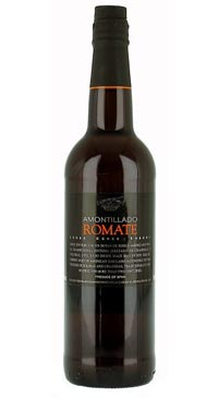 A product image for Romate Amontillado Sherry