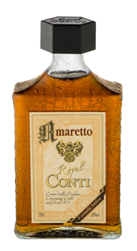 A product image for Royal Conti Amaretto