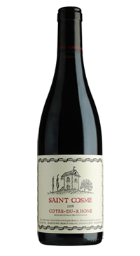 A product image for Saint Cosme Cotes du Rhone