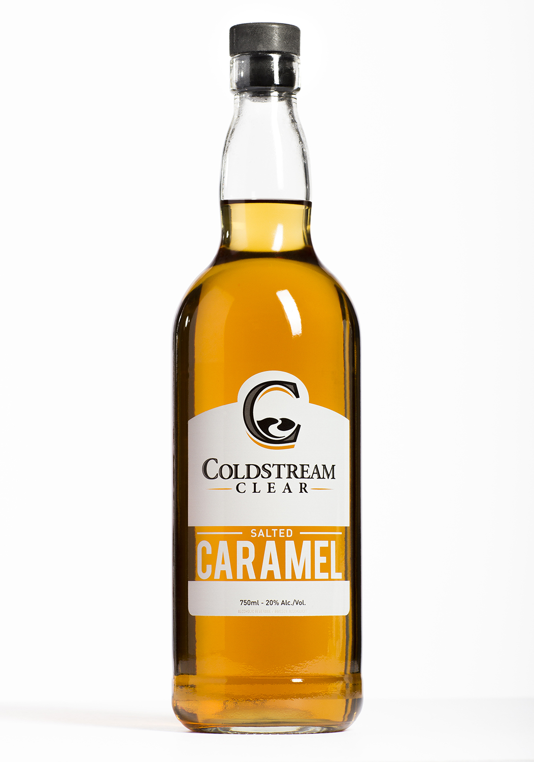 A product image for Coldstream Salted Caramel
