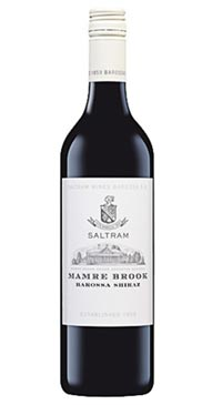 A product image for Saltram Mamre Brook Shiraz