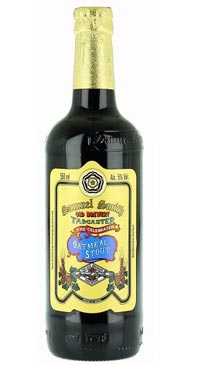 A product image for Samuel Smith Oatmeal Stout