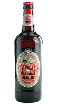 A product image for Samuel Smith Organic Ale
