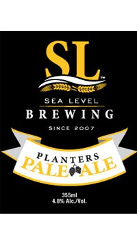 A product image for Sea Level Pale Ale