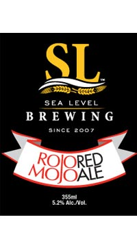A product image for Sea Level Red Ale