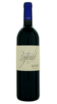 A product image for Seghesio Sonoma Zinfandel