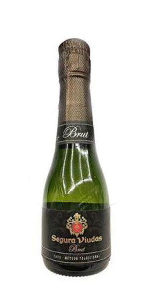 A product image for Segura Viudas Brut Riserva Small Bottle