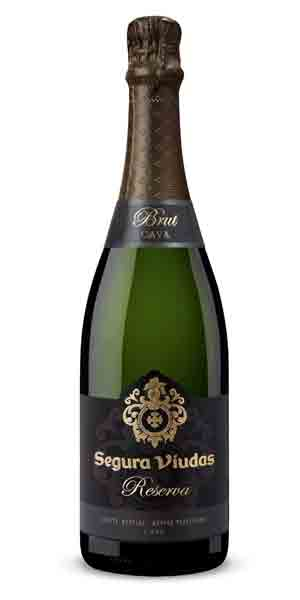 A product image for Segura Viudas Brut Riserva- Small 200ml bottle