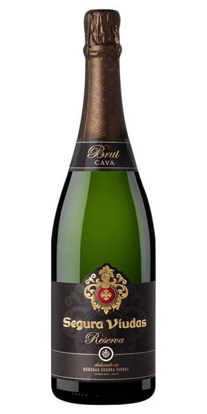 A product image for Segura Viudas Brut Riserva- Small 200ml bottle