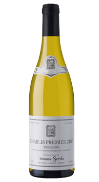 A product image for Domaine Servin Chablis Vaillons 1er Cru