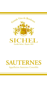 A product image for Sichel Sauternes 375ml