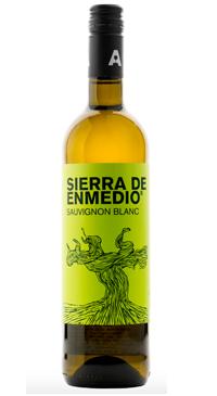 A product image for Sierra de Enmedio Sauvignon Blanc