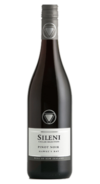 A product image for Sileni Hawkes Bay Pinot Noir